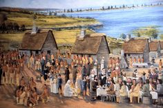Thanksgiving History, Story, Facts, Origin - About 'First Thanksgiving' First Thanksgiving Facts, True Story Of Thanksgiving, Origin Of Thanksgiving, Thanksgiving History, Vintage Thanksgiving, Thanksgiving Parties, Happy Thanksgiving, Thanksgiving Pictures, Thanksgiving Crafts