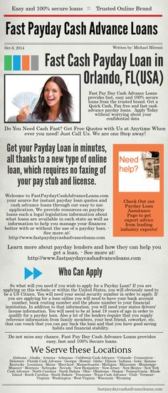 Do You Need Cash Fast? Get Free Quotes with Us at Anytime When ever you need! Just Call Us. We are one Step away!