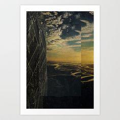 collage 88 Art Print by Sens - $18.00