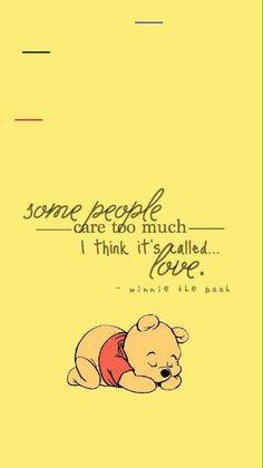 winnie the pooh quotes Nospellingskindly - - quotes Cute Winnie The Pooh, Winnie The Pooh Quotes, Piglet Quotes, Citations Film, Disney Movie Quotes, Disney Quotes About Family, Best Disney Quotes, Whatsapp Wallpaper, Disney Phone Wallpaper
