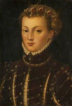 Artist: style of Clouet, François (c.1515–1572)  Date painted: c.1560–1575   Material: oil on panel   Collection: Glasgow Museums
