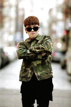 Block B - Taeil