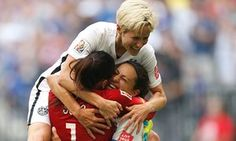 US women's soccer team accuses federation of wage discrimination