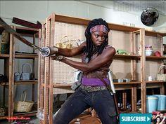 The Walking Dead, TWD, series, tv, amc, season 3, 3ª temporada http://spotseriestv.blogspot.com.br/search/label/The%20Walking%20Dead walker, zumbi, zombie, michonne
