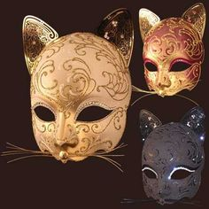 Cat masks