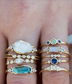 rings and accessories