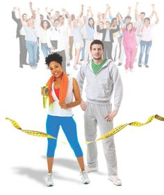 Office Weight Loss Competitions Help Shed Pounds | UPMC Health Plan