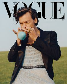 Harry Styles Fotos, Harry Styles Pictures, Mr Style, Gemma Styles, Posters Vintage, Plakat Design, Harry Styles Wallpaper, Vogue Covers, Vogue Magazine