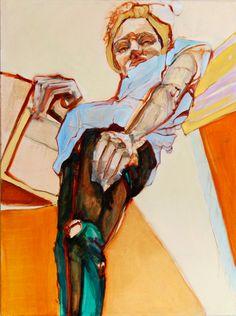 ARTBURGAC: Kelsey Shultis, Blogissa monia taiteilijoita