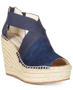 64fa43faf87f Women s Olivia Stretch Wedge Sandals