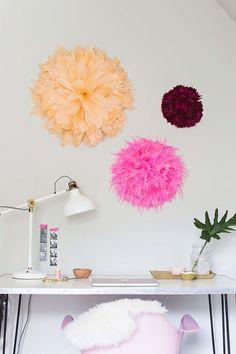Juju Hat DIY   A Beautiful Mess   Bloglovin'