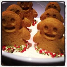 Have the elf bring elf seeds, plant them in sugar - these Elf seeds grew into gingerbread men!