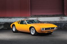 The De Tomaso Mangusta was famously named after the Mongoose – the only animal that hunts and kills cobras. It's widely thought that the name was a friendly jab at Carroll Shelby, whose AC Cobra had become the most famous (and successful) example of a European car with an American V8.  Alejandro de Tomaso was a famously gregarious racing driver and entrepreneur from Argentina, a country he had to flee as a young man due to his involvement in a foiled attempt at a coup for the leadership.