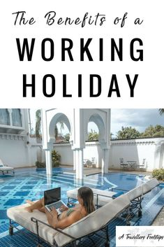 There are many benefits of a working holiday. If you are considering a working holiday, this will help you make your decision (and convince your parents) Australia Holidays, Work In Australia, Visit Australia, Australia Travel, Holiday Jobs, Holiday Fun, Holiday Ideas, Backpacking Canada, Canada Travel