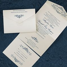 34 Best Seal N Send Wedding Invitations Images On Pinterest
