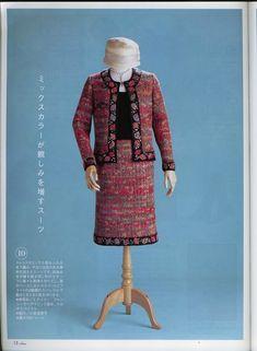 """Album «Amu Knit tendință №1,3,5,9,11 2005"""" / Japonia - 385 Fotografii /. Discuție despre LiveInternet - Serviciul Rusă Online Zilnice"""