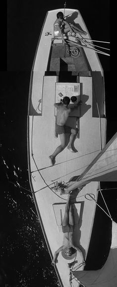 """Knife in the Water"" (Roman Polanksi, 1962)"