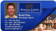 #Brad Day  Mortgage Agent,   with our team ten years, never a sick day, always a smile, Great dad, flawless numbers, he'll get you a great rate and throw in the perfect nickname for free!   #mortgage Man #DLC #Orillia #simcoe #muskoka #ontario #cmhc #fsco