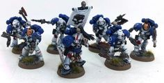 Pre Heresy World Eaters squad