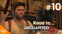 Uncharted Drake's Fortune PS4 - Part 10 - I Did Not See That   Let's Play