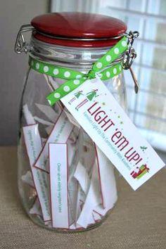 idea, advent calendars, random acts, kids, light, jars, kind, christma, the holiday