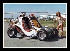 """Kop-Ter-Rod"" Show Car, 1977 (Cosmo's ""ART"" Gallery) Tags: babe 1977 dicktracy customcar showcar georgebarris kopterrod"