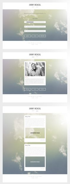 website for Jimmy McNeal