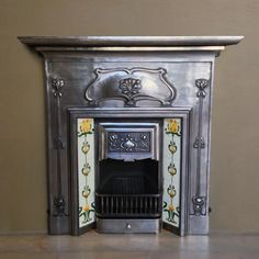 Reclaimed fireplace previously for sale on SalvoWEB from Architectural Forum in London [Salvo code Similar available #reclaimed #fireplaces #salvo