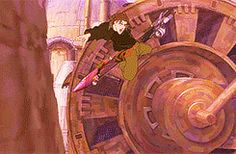 "rapunzelaisaka: "" Classics Countdown: Treasure Planet ""You're gonna rattle the stars, you are! Disney And More, Disney Love, Disney Magic, Disney Art, Disney And Dreamworks, Disney Pixar, Walt Disney, Disney Animation, Animation Film"