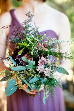 Wildflower bouquet: http://www.stylemepretty.com/texas-weddings/hunt-texas/2015/05/07/rustic-texas-camp-wedding/ | Photography: Anne Marie - http://annemariephotography.com/