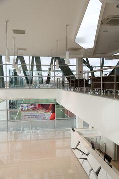 Galeria - Complexo Desportivo / BKA-Bahadır Kul Architects - 2