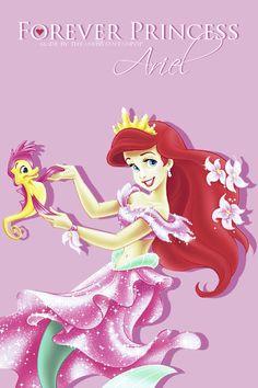 Forever Princess: Ariel