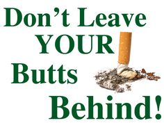Avail Cigarette Butt Recycling to Get Safe Disposal of Toxic Waste