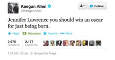 Keegan has the right idea. He should define rely be in hg PLL+HUNGERGAMES=satisfied mind explosion