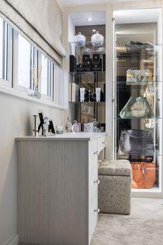 Display cabinet for bags - walk-in-wardrobe #walkinwardrobe #walkincloset #bespokefurniture #custommade #bespoke #handmade #furniture #bedroomfurniture #bedroomdecor #decorideas #ideas #interiordesign #designyourbedroom #bedroomremodel