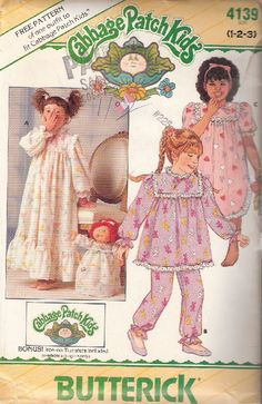 @Michelle Kingsbury, do you remember matching pjs with each other and our dolls??