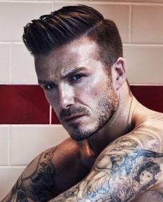 The David Beckham Pompadour