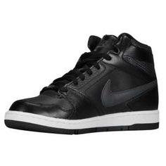 Nike Prestige IV High -- Black/Anthracite/White