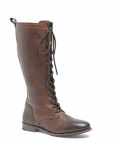 Vintage Calfskin Riding Boot | Brooks Brothers.  Like!