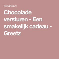 Chocolade versturen - Een smakelijk cadeau - Greetz