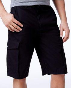 13166e5edf Lrg Men Big and Tall Ripstop Cargo Shorts British Khaki, Camo Shorts, Mens  Big
