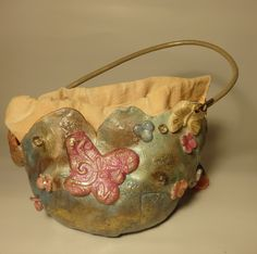 https://flic.kr/p/KvKaWx | BUTTERFLY POUCH | UNIQUE GORGEOUS BAGS MADE OUT OF…