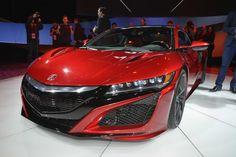 The New Acura NSX