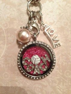I Coach Volleyball! Make Your Own Story, South Hill Designs, Krystal, Pocket Watch, Great Gifts, Personalized Items, Accessories, Lockets