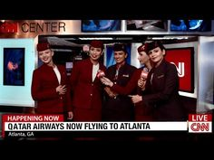 CNN Center. The World of Coca-Cola. Georgia Aquarium. These are all must-dos when visiting Atlanta! So let our Cabin Crew show you what to expect when you ar...