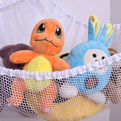 Mother & Kids Fashion Hanging Organizer Kids Toy Storage Net Stuffed Plush Doll Hammock Save Space And Digestion Helping Activity & Gear