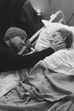 "Aaron Paul's Instagram Post About His ""Beautiful"" Grandmother Will Destroy You"