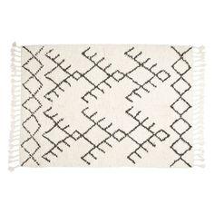 Teppich mit Rauten - Teppiche - Dekoration | Zara Home Deutschland