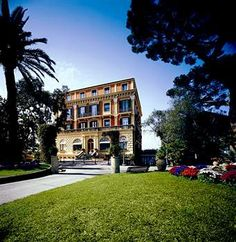 Grand Hotel Excelsior Vittoria in Sorrento, Italy - Lonely Planet