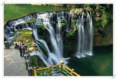 ShiFeng Waterfall, Taiwan